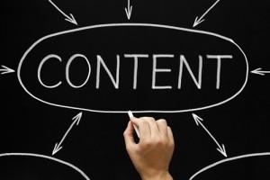 Innehållsstrategi Content