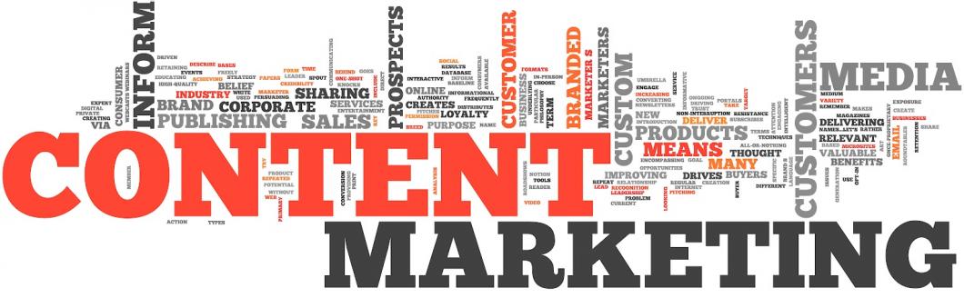 Innehållsmarknadsföring Content marketing