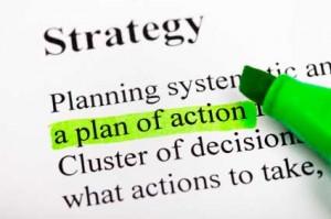 Innehållsstrategi Strategy