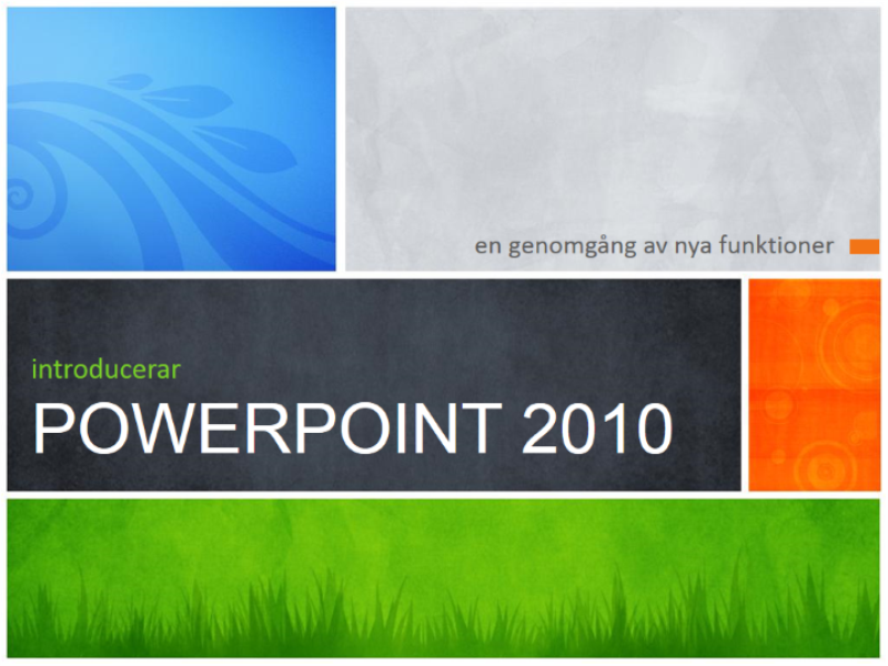 Officemall PowerPoint